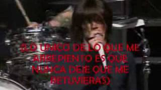 "CUTE WITHOUT THE ""E"" (CUT FROM THE TEAM) - TAKING BACK SUNDAY CON SUBTITULOS EN ESPAÑOL"