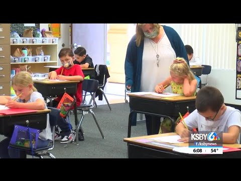 Pacific Christian School slowly reopening for in-person instruction this week