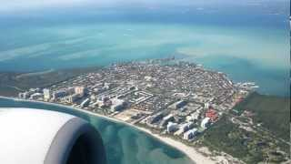 American Airlines (AA2187) landing in Miami