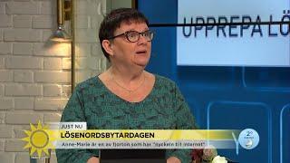 Här är världens vanligaste lösenord - Nyhetsmorgon (TV4)