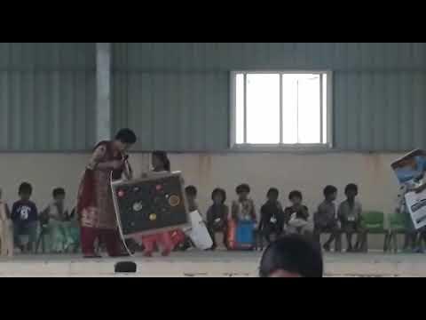school first prize winner