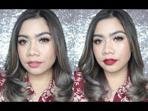 wardah-one-brand-makeup-tutorial-+-tips-memilih-warna-lipstick-sesuai-warna-kulit-|-jihan-putri