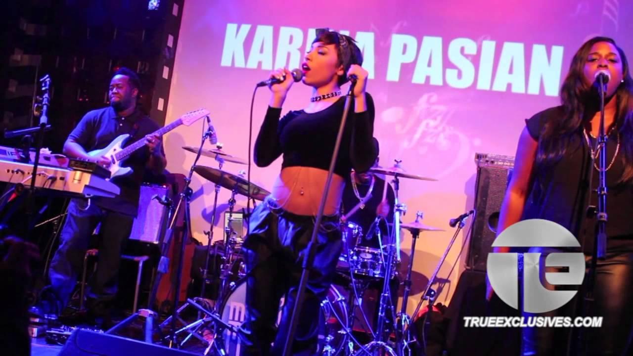 Karina Pasian Topless. Leaked