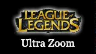 League of legends Zoom Hack v2 [S6 UPDATE] FREE RELEASE