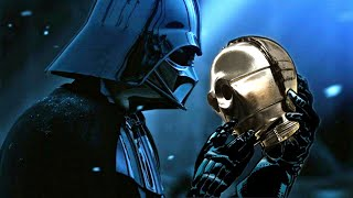 C-3PO Remembers Anakin Skywalker & The Past (Flashbacks) Star Wars