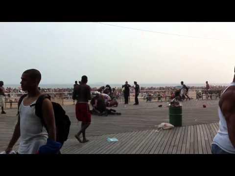 Brighton Beach Boardwalk Shooting: Teen Tysha Jones Killed