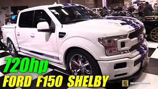 2019 Ford F150 Shelby 750hp - Exterior Walkaround - 2018 Paris Motor Show