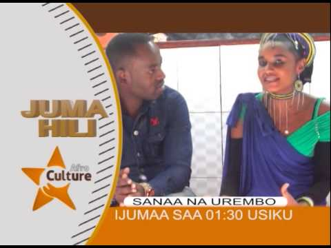 HIGHLIGHTS AFRO CULTURE  SANAA NA UREMBO 150715