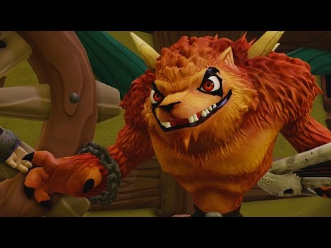Skylanders: Trap Team - Big Bad Wolf - Part 32