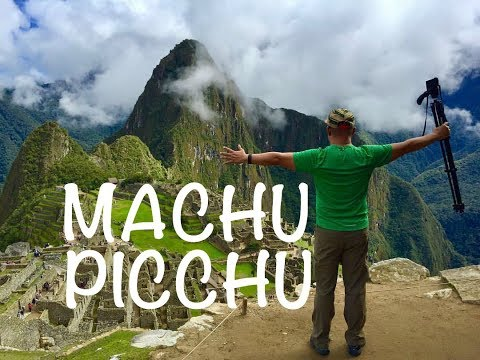 HIKE LIFE | TIPS and FULL TOUR  of MACHU PICCHU ( PERU)