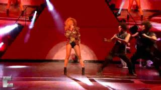 Beyonce - Run The World (Girls) Live at Glastonbury 2011 HD