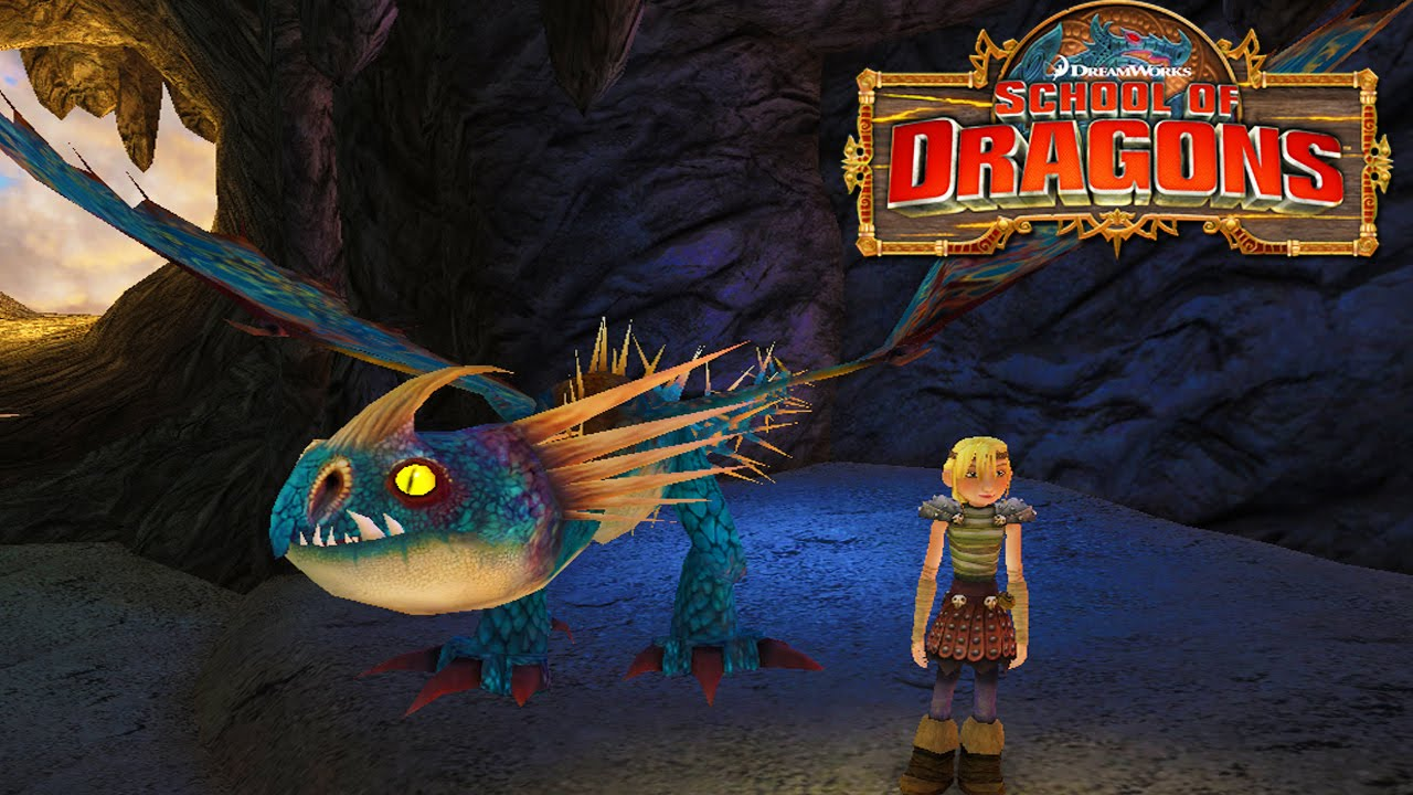 how to train your dragon create your own dragon
