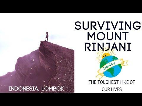 SURVIVING MOUNT RINJANI | TRAVEL GUIDE