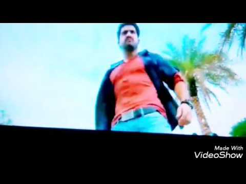 jantha garage hindi dubbed movie tarailer...