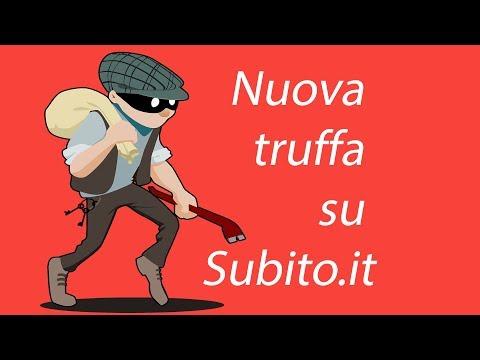 Nuova Truffa Su Subito.it