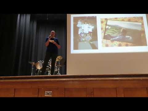 Skinner Middle School Speech on Bullying, Trauma, Mental Health
