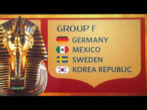 Analyzing Group F: The 2018 World Cup.