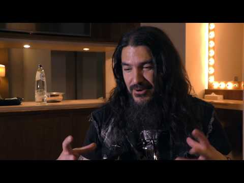 Machine Head interview - Robb Flynn (part 1)