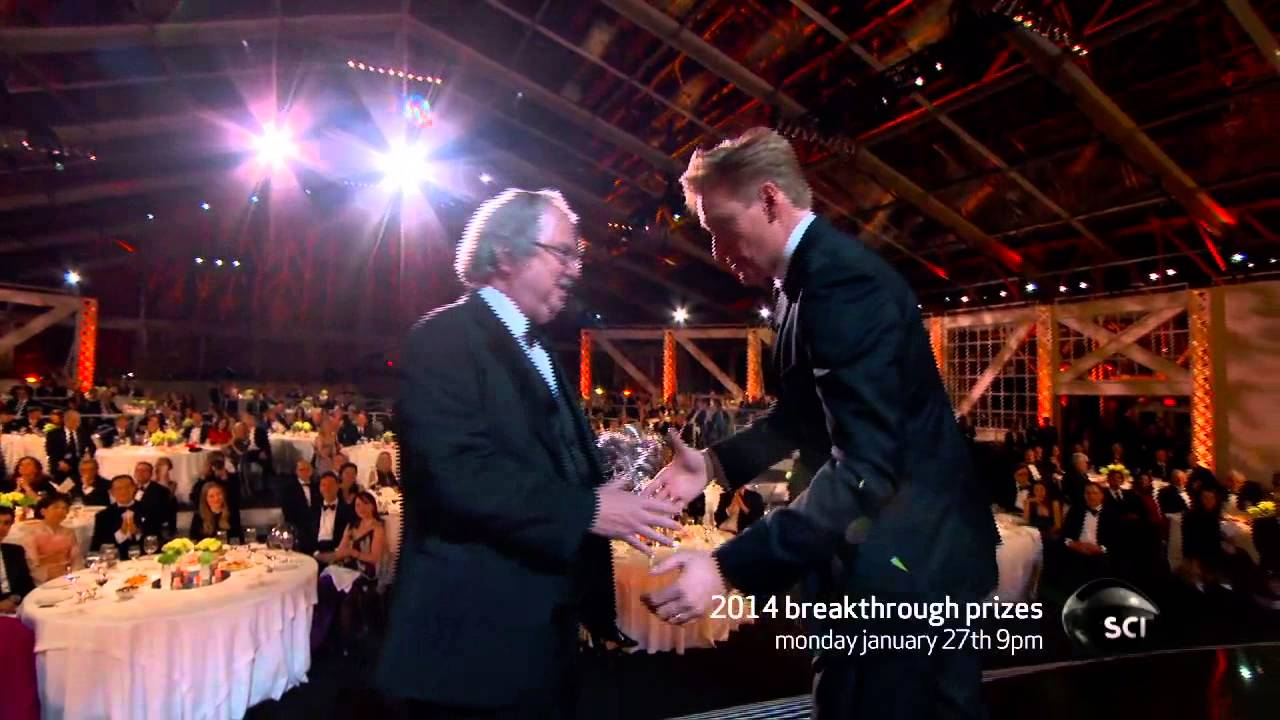 The Breakthrough Prizes | Mon Jan 27 9/8c on Science Channel!