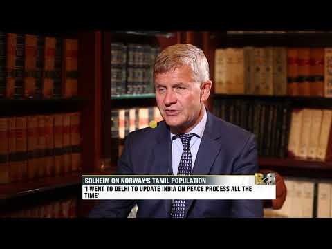 Reformers & Rebels : Exclusive conversation with UNEP Chief Erik Solheim