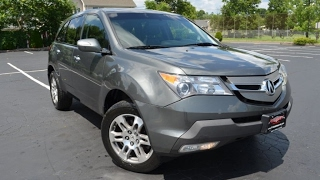 2007 Acura MDX TECHNOLOGY PACKAGE review - We review MDX specs, performance and more!