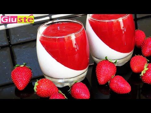panna-cotta-et-coulis-de-fraises
