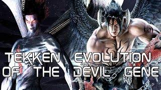 Tekken - Evolution of the Devil Gene - Devil Kazuya/Devil Jin/Devil Kazumi