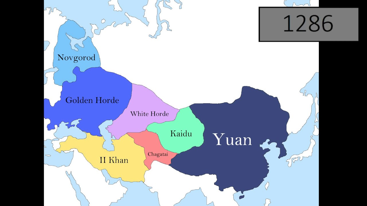 the fall of the mongolian empire Start studying mongol empire learn how did mongolian rule in russia differ from mongolian rule what was one factor that led to the fall of the mongol empire.