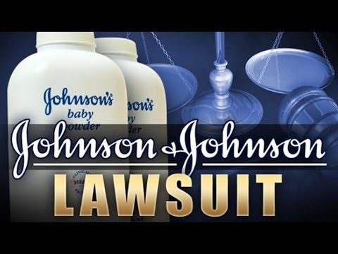 Johnson & Johnson Suppressed Talc Cancer Link For 40 Years