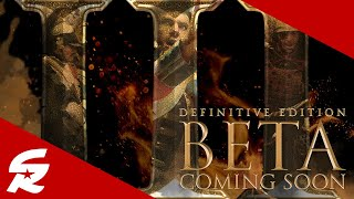 Age of Empires 3: Definitive Edition! BETA & Let's Talk! | SamuraiRevolution