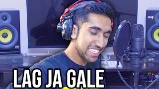 17 YEAR OLD Sings Lag Ja Gale | Male Version (Cover)