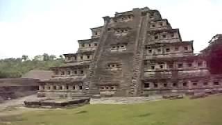 El Tajin, Veracruz, Mexico.