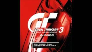 Gran Turismo 3 A-spec Original Game Soundtrack