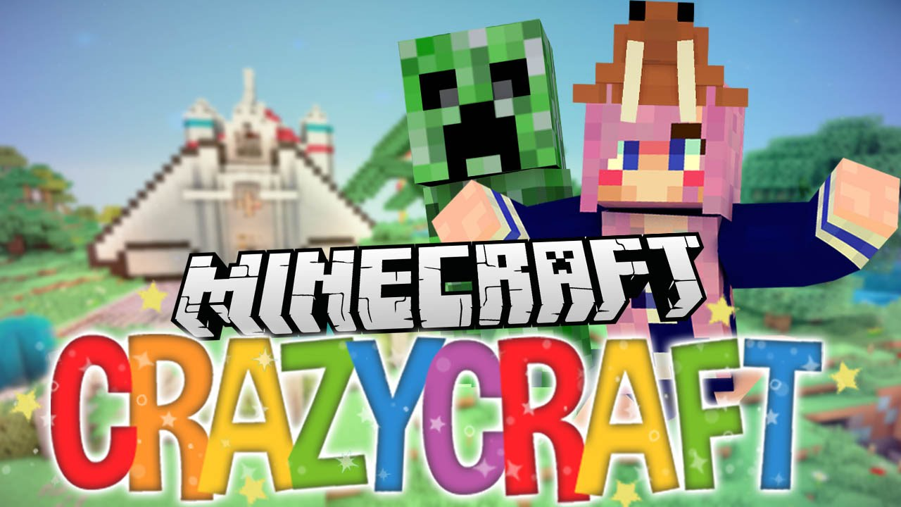 Cheeky Pranks | Ep 25 | Minecraft Crazy Craft 3.0