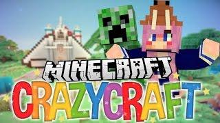 Cheeky Pranks   Ep 25   Minecraft Crazy Craft 3.0 thumbnail