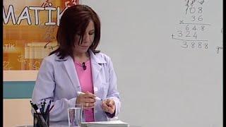 Sayılar, Doğal Sayılarla Çarpma İşlemi - İlköğretim 5. Sınıf Matematik Video