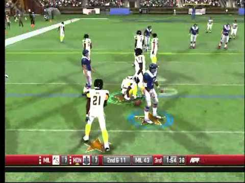APF 2k14 vs NFL Pro Bowl Team