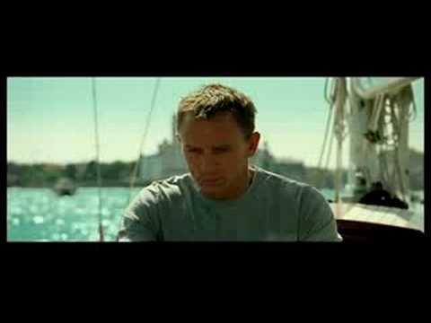 Video Casino royale trailer italiano