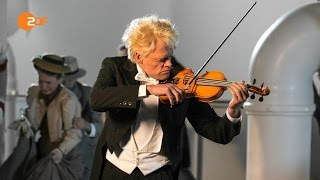 Kinski spielt die erste Geige - Sketch History | ZDF