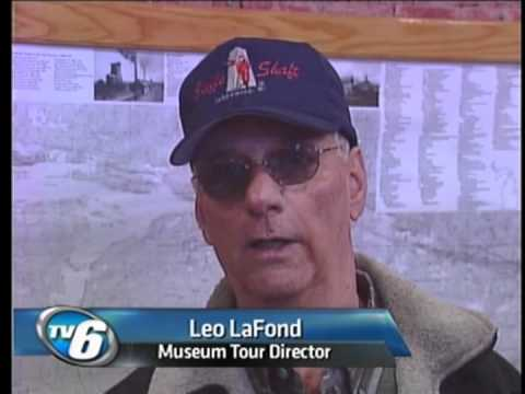 Mining Museum Opens For Tours