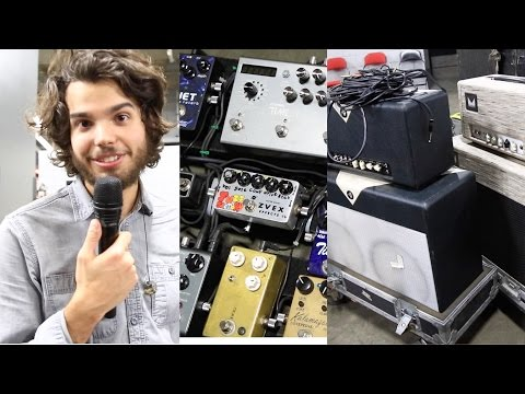 ​Mark Campbell Rig Run Down (For King & Country)