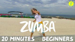 Зумба (танцевальный фитнес) дома, мини-занятие для начинающих, полная тренировка
