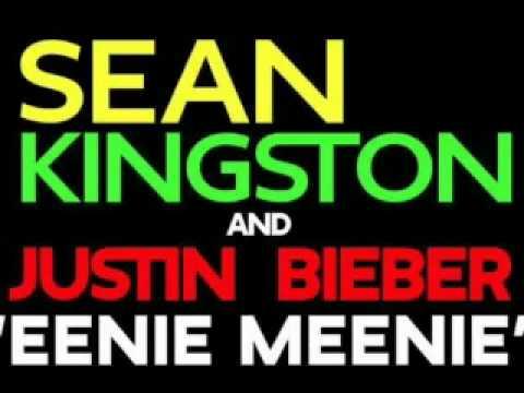 Sean Kingston & Justin Bieber Eenie Meenie~!~and download