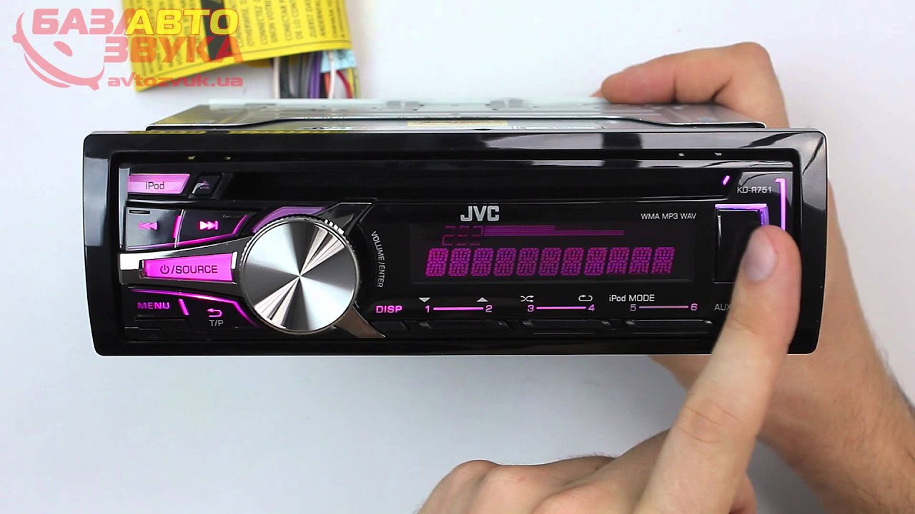 JVC RemoteApp for Bluetooth Car Receivers - YouTube