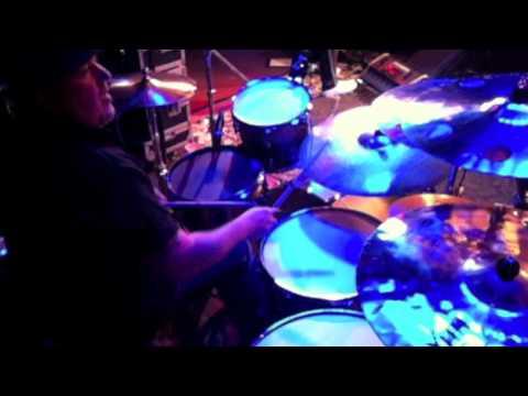 Kim Mitchell - Battlescar - Drum Cam / Chris Sutherland