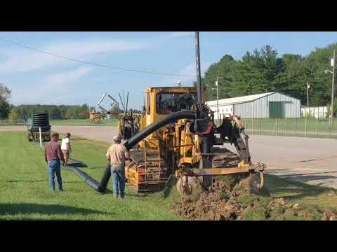 Bickett Farm Tiling Field Day