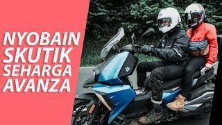 Boncengan Ke Bandung Pake Skutik 300 Juta - #295