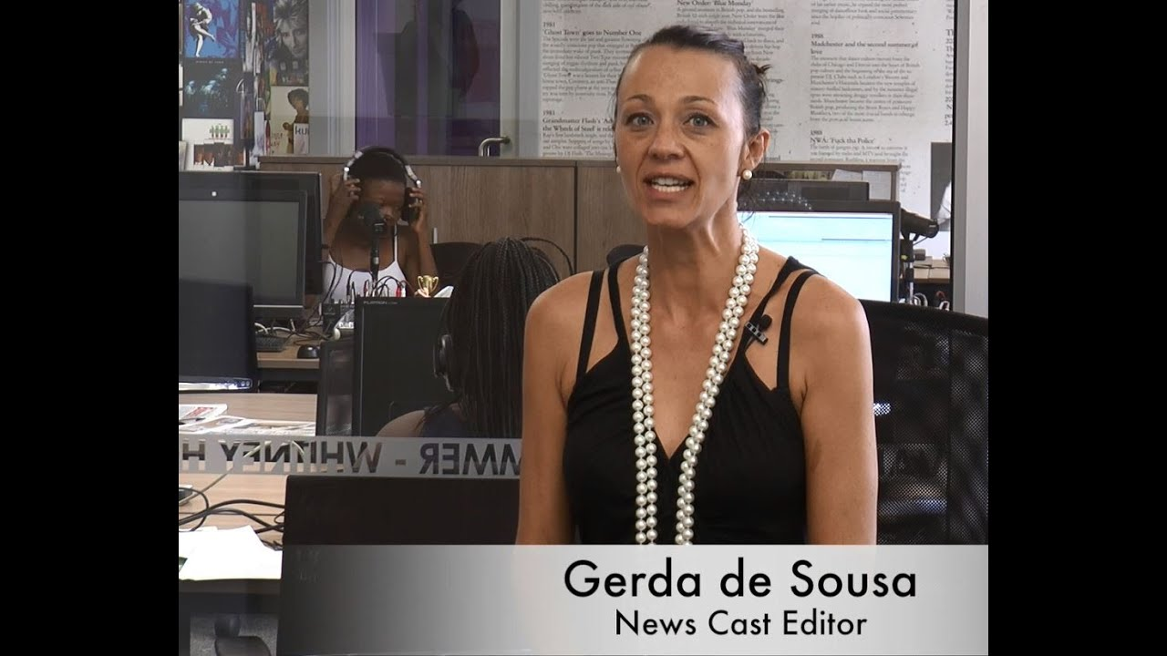 Afternoon news wrap with Gerda de Sousa: 11 February - YouTube