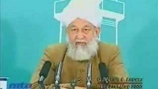 Islam Ahmadiyya: Isra and Mi'raj