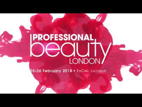 Professional Beauty London 2018 is coming